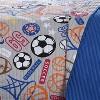 Sport Express Quilt Set - My World - image 2 of 4