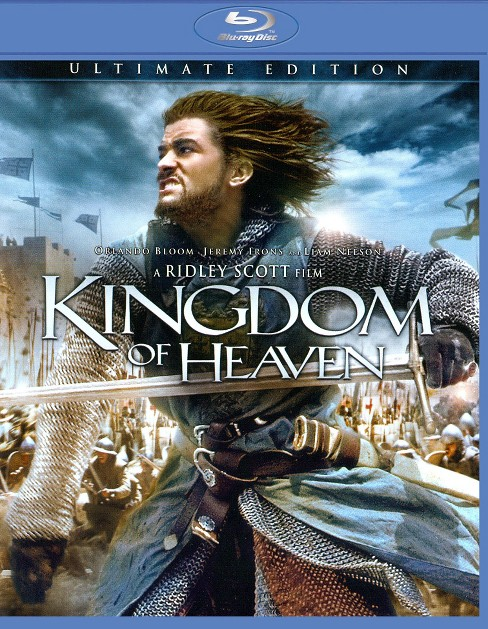 Kingdom of heaven (Blu-ray) - image 1 of 1
