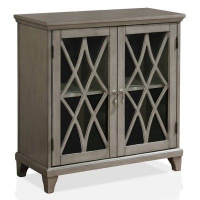 Stenson Hallway Cabinet Gray - HOMES: Inside + Out