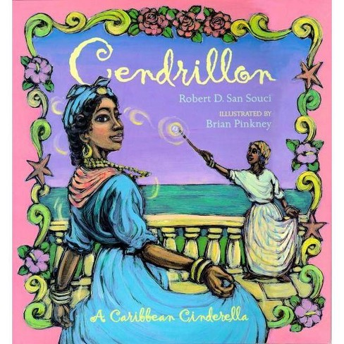 Cendrillon - by  Robert D San Souci (Hardcover) - image 1 of 1