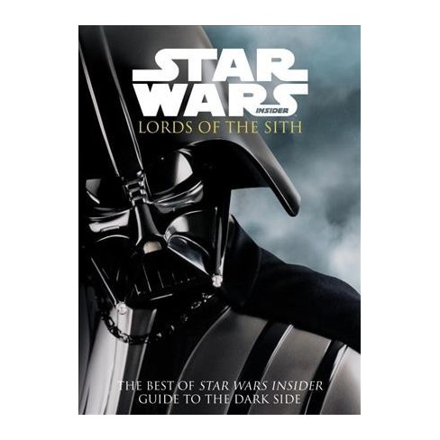 Star wars: lords of the sith: guide to the dark side [new book.