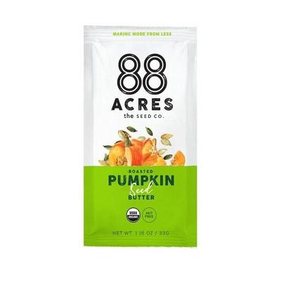 88 Acres Pumpkin Seed Butter Pouch - 1.16oz