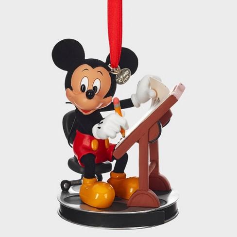 Animator Mickey Mouse Christmas Ornament Disney Store