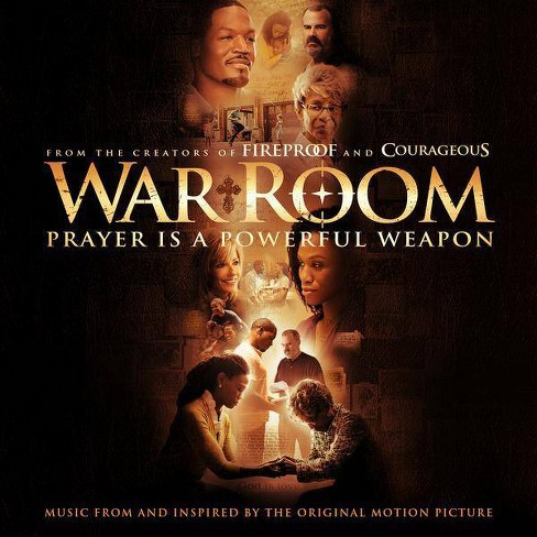 Original Soundtrack War Room Music From And Inspired By The Original Motion Picture Cd Target