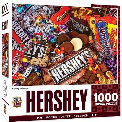 MasterPieces Inc Hershey's Mayhem 1000 Piece Jigsaw Puzzle