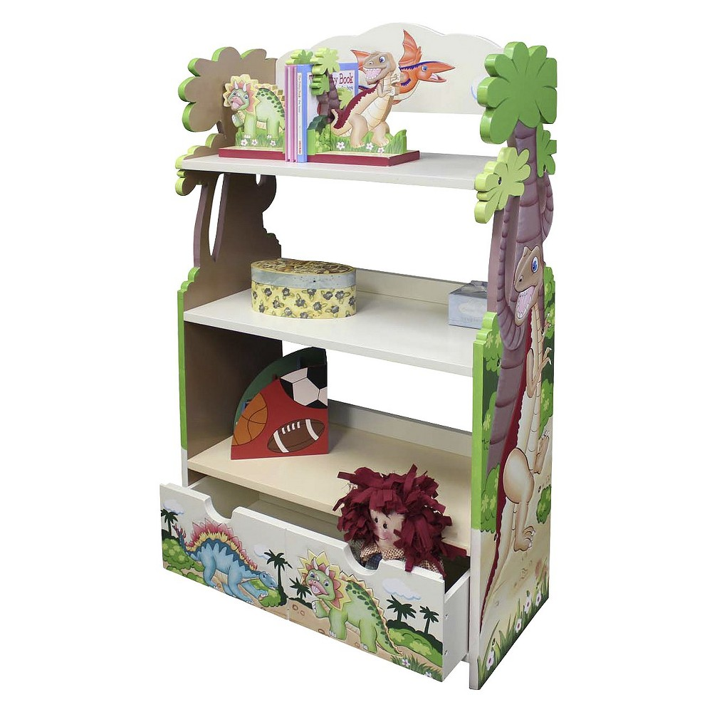 Image of Fantasy Fields - Dinosaur Kingdom Bookshelf