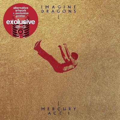 Imagine Dragons - Mercury – Act 1 (Target Exclusive, CD)