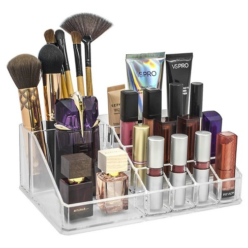 Sorbus Stackable Makeup Storage Display Top - image 1 of 3