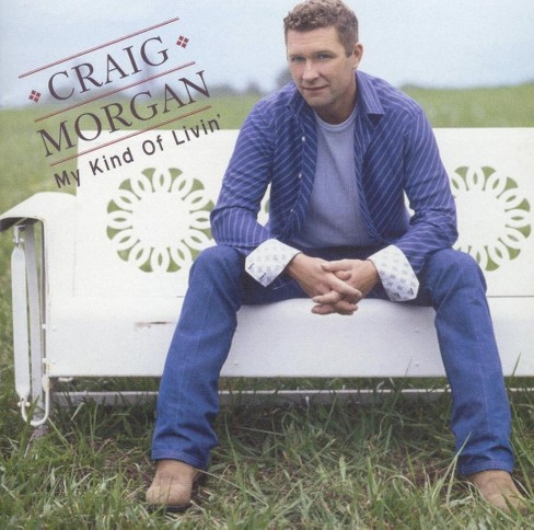 Craig morgan - My kind of livin (CD) - image 1 of 1