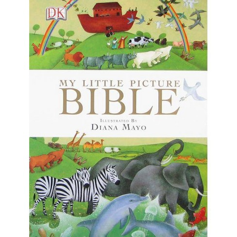 My Little Picture Bible - (Hardcover) - image 1 of 1