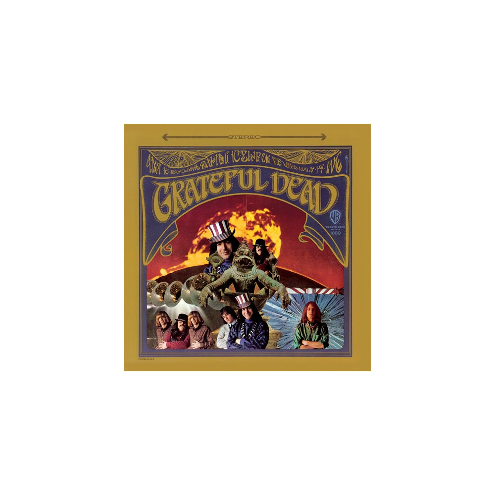 Grateful Dead - Grateful Dead (50th Anniversary) (CD)