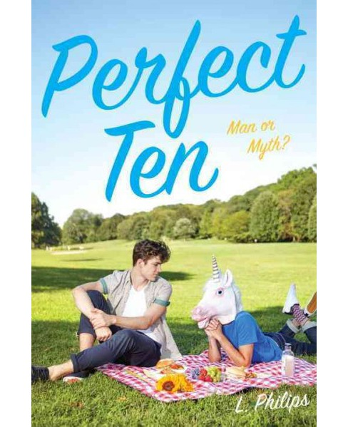 Perfect Ten -  by L. Philips (Hardcover) - image 1 of 1