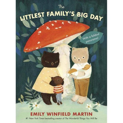 Littlest Family's Big Day -  by Emily Winfield Martin (Hardcover) - image 1 of 1