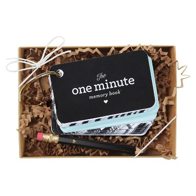 """""""The One Minute Memory Book"""" For Baby's"""