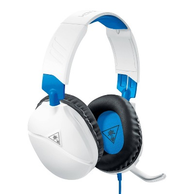 Turtle Beach Recon 70 Wired Gaming Headset for PlayStation 4/5 - White
