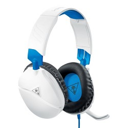 Turtle Beach Recon 70 Wired Gaming Headset for PlayStation 4 - White