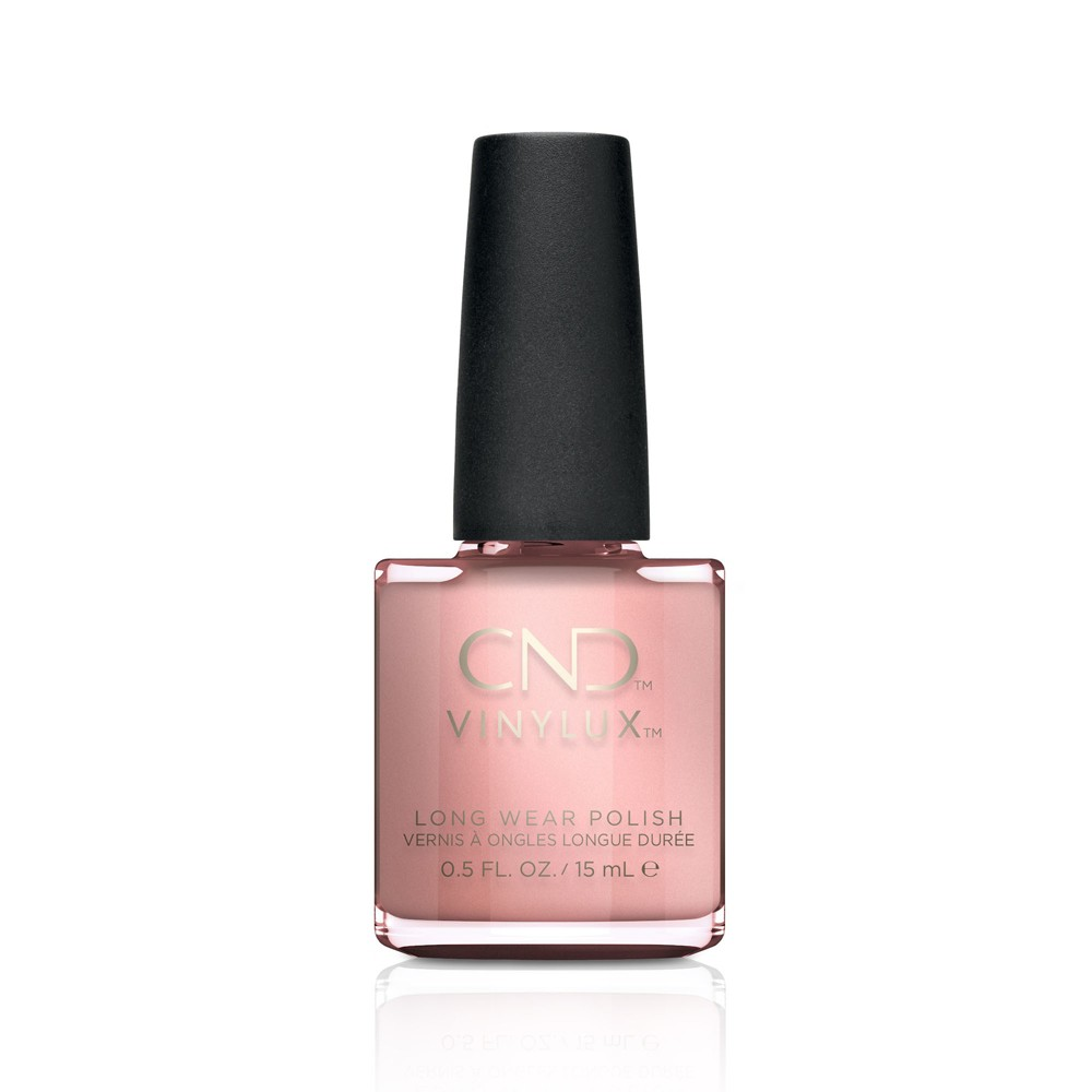 Image of CND Vinylux Long Wear Nail Polish - 150 Strawberry Smoothie - 0.5 fl oz