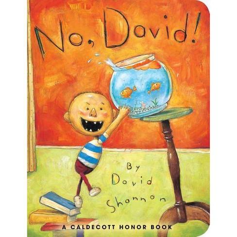 No, David! -  by David Shannon (Hardcover) - image 1 of 1