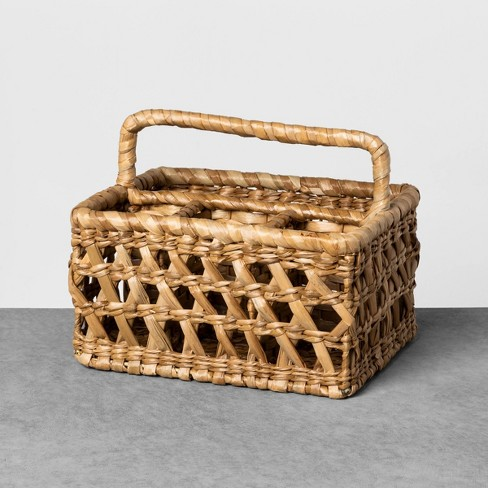 Woven Utensil Caddy - Hearth & Hand™ with Magnolia - image 1 of 2