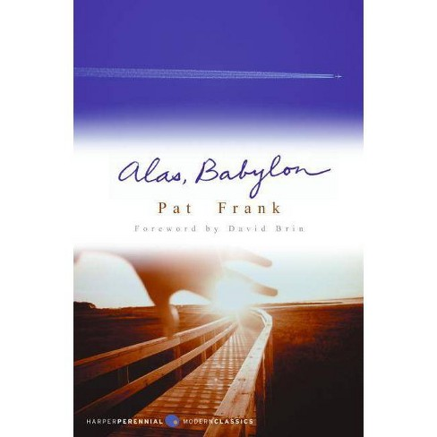 Alas, Babylon - (Perennial Classics) by  Pat Frank (Hardcover) - image 1 of 1
