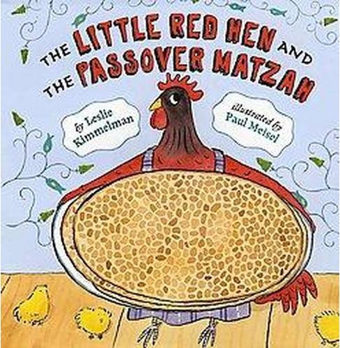 Little Red Hen and the Passover Matzah (School And Library) (Leslie Kimmelman) - image 1 of 1