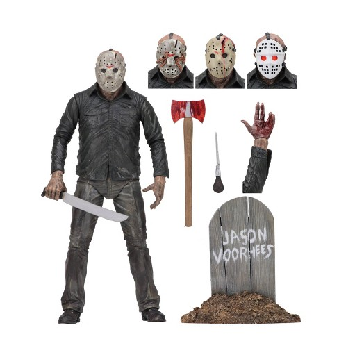 """Friday the 13th A New Beginning Ultimate Jason Vorhees 7"""" Action Figure - image 1 of 4"""