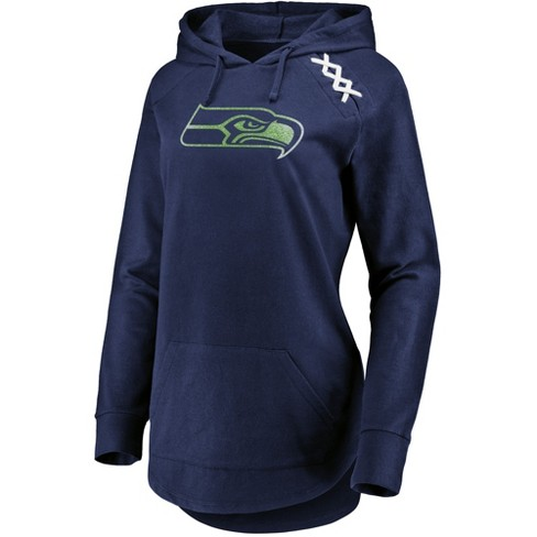 NFL Seattle Seahawks Women's Leveraging Momentum Lightweight Hoodie - image 1 of 2