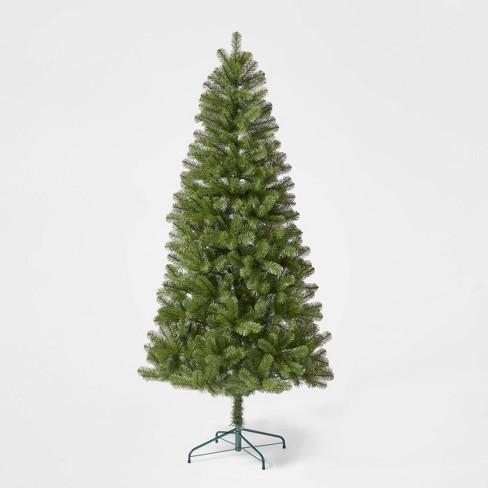 7ft Unlit Artificial Christmas Tree Alberta Spruce - Wondershop™ - image 1 of 4