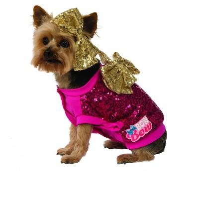 Rubies Pet Jojo Siwa Bow-Bow Pet Costume