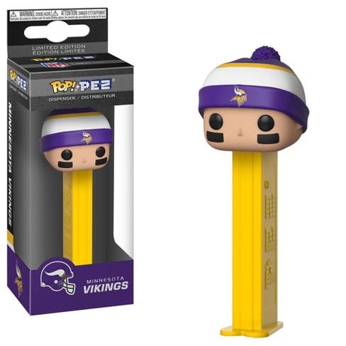 Funko PEZ NFL Minnesota Vikings Beanie - image 1 of 3