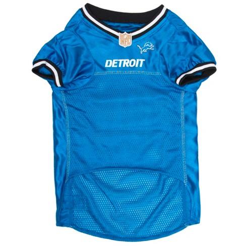 Detroit Lions Pets First Mesh Pet Football Jersey -   Target 8b78be31e