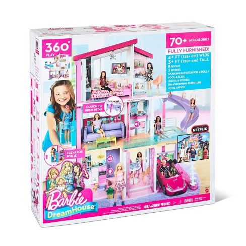 Barbie Dream House 2018 White Support Pieces