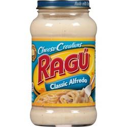 Ragu Cheesy Classic Alfredo Pasta Sauce - 16oz