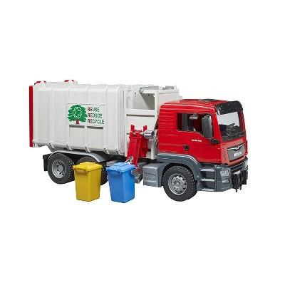 Bruder MAN TGS Sige loading Garbage Truck