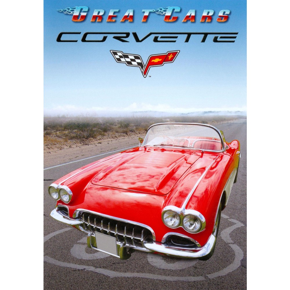 Great Cars:Corvette (Dvd)