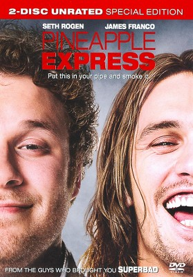 Pineapple Express (Unrated) (DVD)