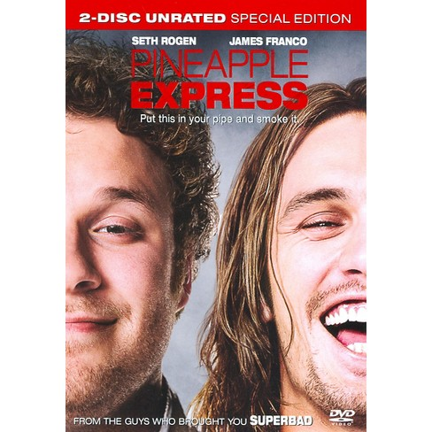 Pineapple Express (Unrated) (DVD) - image 1 of 1