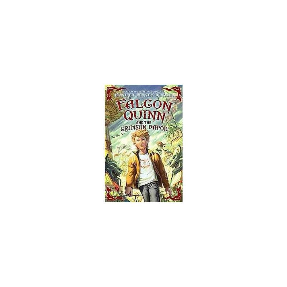 Falcon Quinn and the Crimson Vapor (Hardcover)