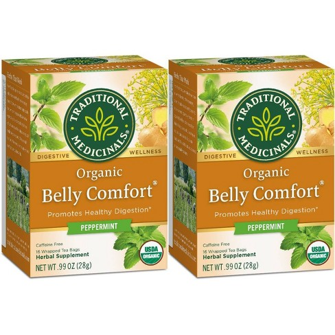 Traditional Medicinals Belly Comfort Organic Tea - 32ct - image 1 of 3