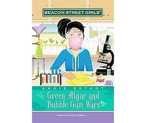 Green Algae and Bubble Gum Wars (Paperback) (Annie Bryant) - image 1 of 1