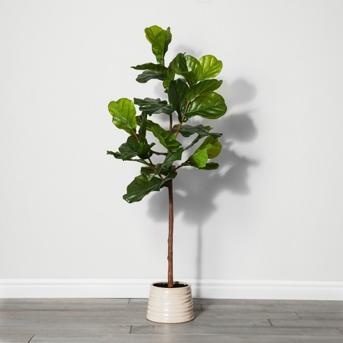 Artificial Fiddle Leaf Fig Tree - Opalhouse™ - image 1 of 6