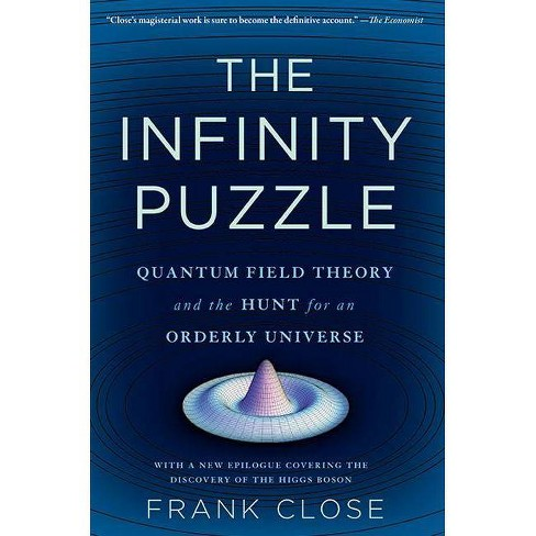 The Infinity Puzzle - by  Frank Close (Paperback) - image 1 of 1