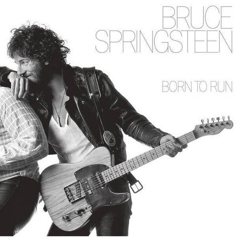 Bruce Springsteen - Born To Run (CD) - image 1 of 1