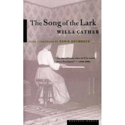 The Song of the Lark - by  Willa Cather (Paperback) - image 1 of 1