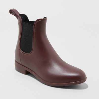 Women's Chelsea Rain Boots - A New Day™