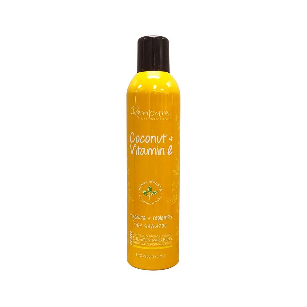 Image of Renpure Coconut + Vitamin e Hydrate + Replenish Dry Shampoo - 8oz
