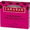 Larabar Strawberry Chocolate Chip The Original Fruit & Nut Food Bars - 8oz - image 3 of 3
