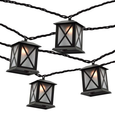 10ct String Lights - Pagoda Cover - Threshold™