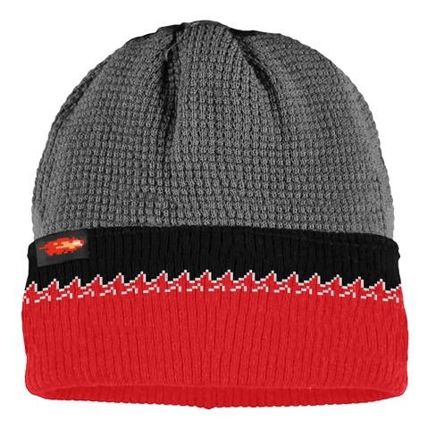 93c616ff109 Nintendo Super Mario Knit Beanie Hat - Dungeon Lava   Target