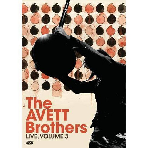 The Avett Brothers: Live, Volume 3 (DVD) - image 1 of 1